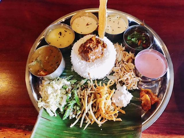 Spice&Dining KALA - 何時ものミールス&ビーフピックル様