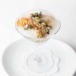ビストロ・ダルテミス - 魚介のカクテル 人気メニューの復活