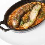 ビストロ・ダルテミス - 猪肉のカスレ