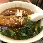 熊猫飯店 - 豚ばら麺