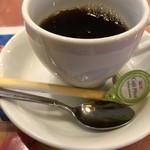 熊猫飯店 - サービスの珈琲