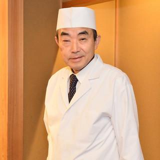中東久雄氏(ナカヒガシヒサオ)──食材の命を喰む喜びを届ける