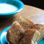 バイ ミー スタンド - モーニングのミルクトースト