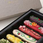 カリーノ - Tiamo*的場浩司さんとのコラボ商品。プレゼントにぴったりの大人スイーツ。