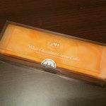 80213956 - ホワイトチョコチーズケーキ