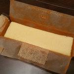 80213958 - ホワイトチョコチーズケーキ