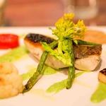 デイライトキッチン - 鰆と野菜のロースト旬野菜のソイクリームソース