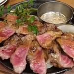 MEAT&WINE ワインホールグラマー - お肉の盛り合わせ