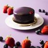 千里阪急ホテル ケーキショップ - 料理写真:■バレンタインケーキ Violet~ヴィオレ~1,200円