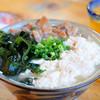Kikuya - 料理写真:ゆし豆腐わかめそば