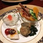 個室中華 頤和園 - 前菜