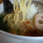 ベジポタラーメン Jill - ベジポタ塩(極太麺)