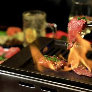 最高のお肉を、最高の状態で…<焼き方レクチャー>