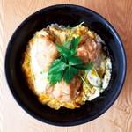 あぶりどり バリ鳥 - 柚子胡椒丼