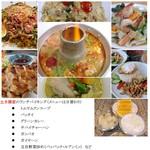 タイ料理サバイ・サバイ - 土日限定ランチバイキング