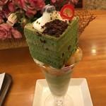 Mioru - 抹茶ケーキパフェ