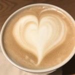 スターバックスコーヒー - 2018/01 スターバックス ラテ -HOT - Tall ¥370(税込 ¥399)