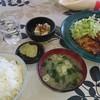 ドライブイン八重洲 - 料理写真:豚味噌定食