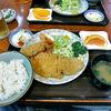 とんかつ たまき - 料理写真:盛り合せ定食