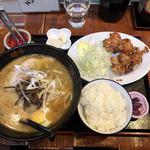 味千拉麺 - からあげ定食