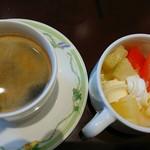 オールデイダイニング ウィンザー - コーヒーとアイス