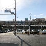 80231886 - JR佐賀駅の北口を出てスグにお店はあります。
