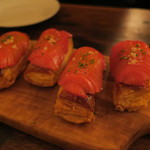 Tonerico - フルーツトマトのパイ