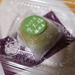 80234199 - 「とよた茶生大福 (160円)」のパッケージ