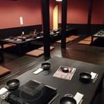 美食倶楽部 まる和 - 大人数でのご宴会も可能です
