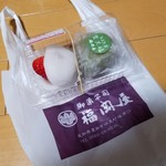 御菓子司 福岡屋  - 名物の「いちご大福」を求めて♪