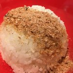 Japanese Soba Noodles 蔦 - 削りたておかかご飯