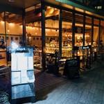 dot. Eatery and Bar - とてもオシャレな外観!