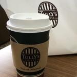 タリーズコーヒー - 本日のコーヒー Tall