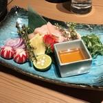 80235795 - 絶品地鶏たたき ※料理2500円コース