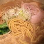 粋な一生 - 味噌ラーメン(*´ω`*)☆★恒例☆麺ミセ♫★☆