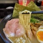 麺匠 たに鶏 - 麺リフト
