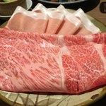 80238580 - しゃぶ肉ハーフ♡