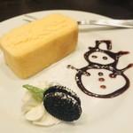 ブロッソ - チーズケーキ