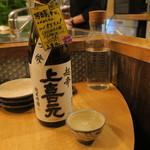 炉端 百式 - 日本酒2