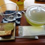 CAFE 201 - 知覧茶セット