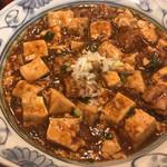 中華風家庭料理 ふーみん - ふーみん(コロコロ牛肉の麻婆豆腐)
