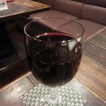 ビストロ がぶり - 飲み放題ドリンク「赤ワイン」
