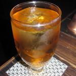 ビストロ がぶり - 飲み放題ドリンク「上海ピーチ」