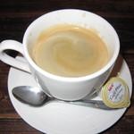ビストロ がぶり - 飲み放題ドリンク「ブレンドコーヒー」