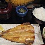8025243 - 焼き魚定食(ホッケ)