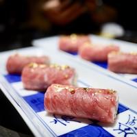 蕃 YORONIKU - 料理写真:シルクロース恵方巻き