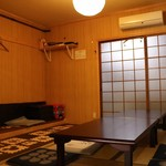旨味食堂 べじ吉 - 和室にはバンボおいてて赤ちゃん連れに嬉しい!