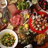 ニューヨークカフェ - 料理写真:3-5月限定 ローストビーフを愉しむ「春のワインディナーブッフェ」