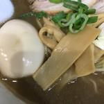 麺工房 武 - メンマ