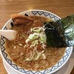汁力 - 料理写真:角煮ラーメン
